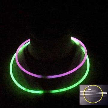 light rope,glow necklace, lite rope