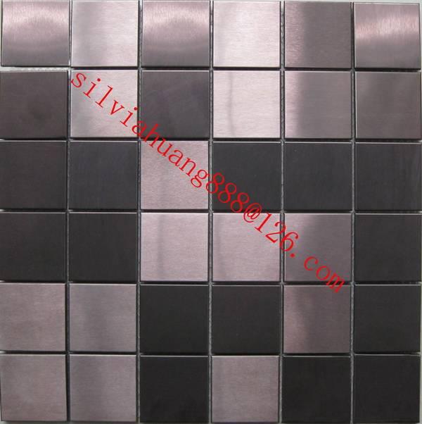 Bronze stainless steel tile