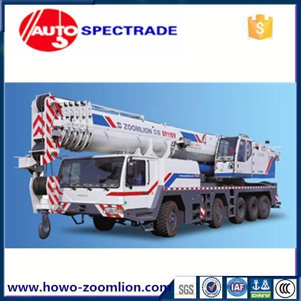 110 ton truck crane Zoomlion QY110