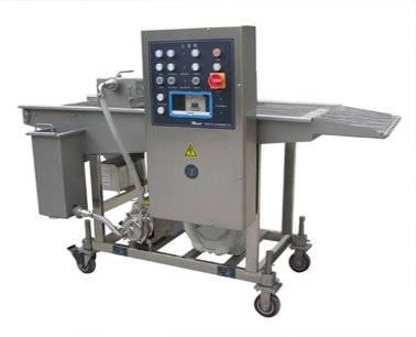hiwell machinery Hamburger chicken Nuggets battering machine SJJ600-IV