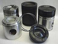 Pistons,Piston Carriers,Piston Pins