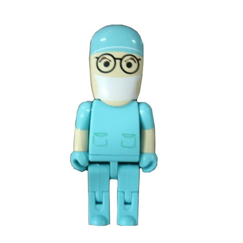 USB People Flash Drive Man Doctor, USD3.7/unit