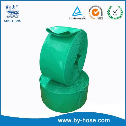 High Strength PVC Lay Flat Hose From China