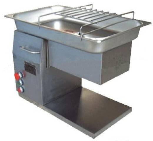 medium-sized of meat slicer
