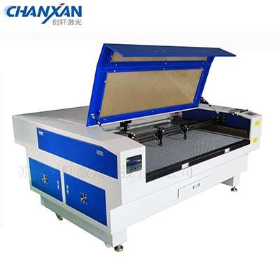 The laser cutting machine functions and usage
