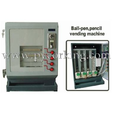 pen/pencil vending machine cok-pnv01