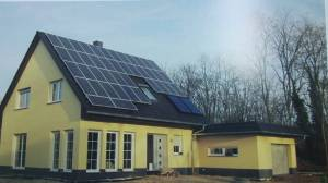 Long-term sale solar panels