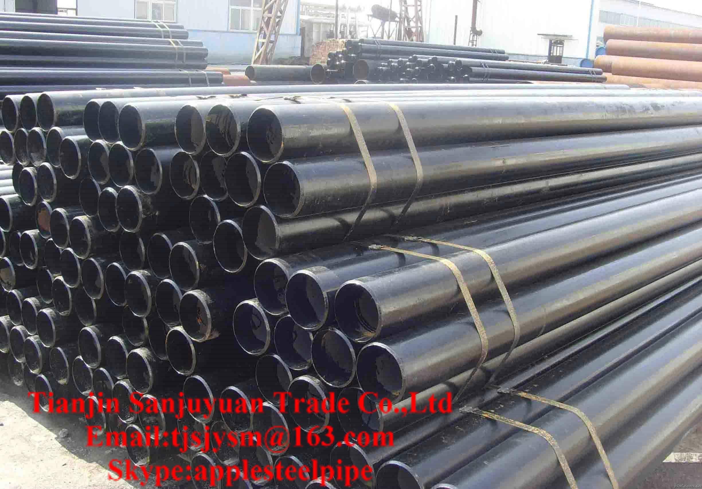Line Pipe (X42 X52 X60 X65 X70)