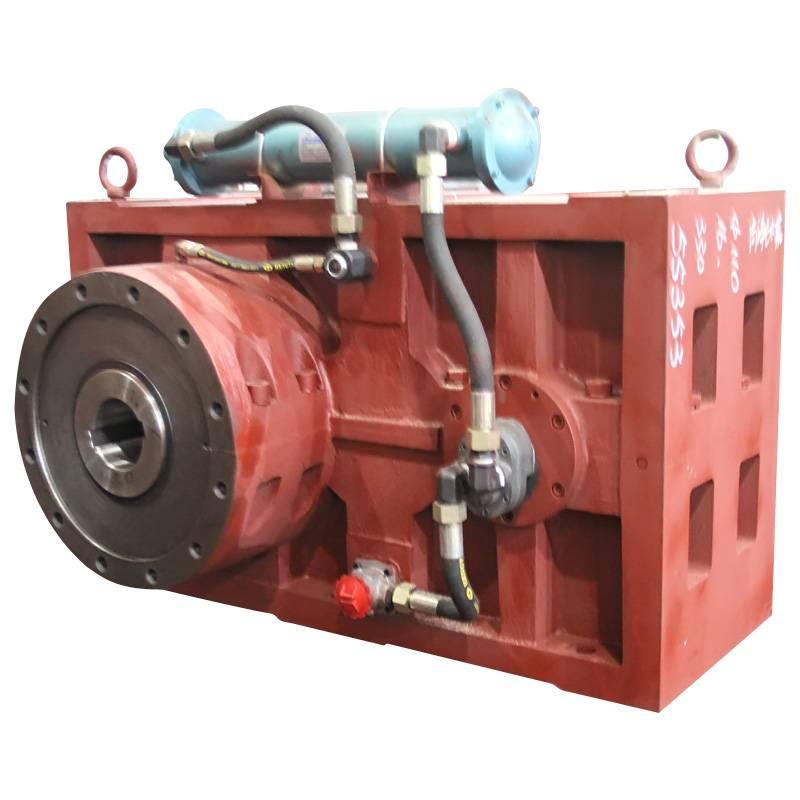 single screw plastic extruder gearbox