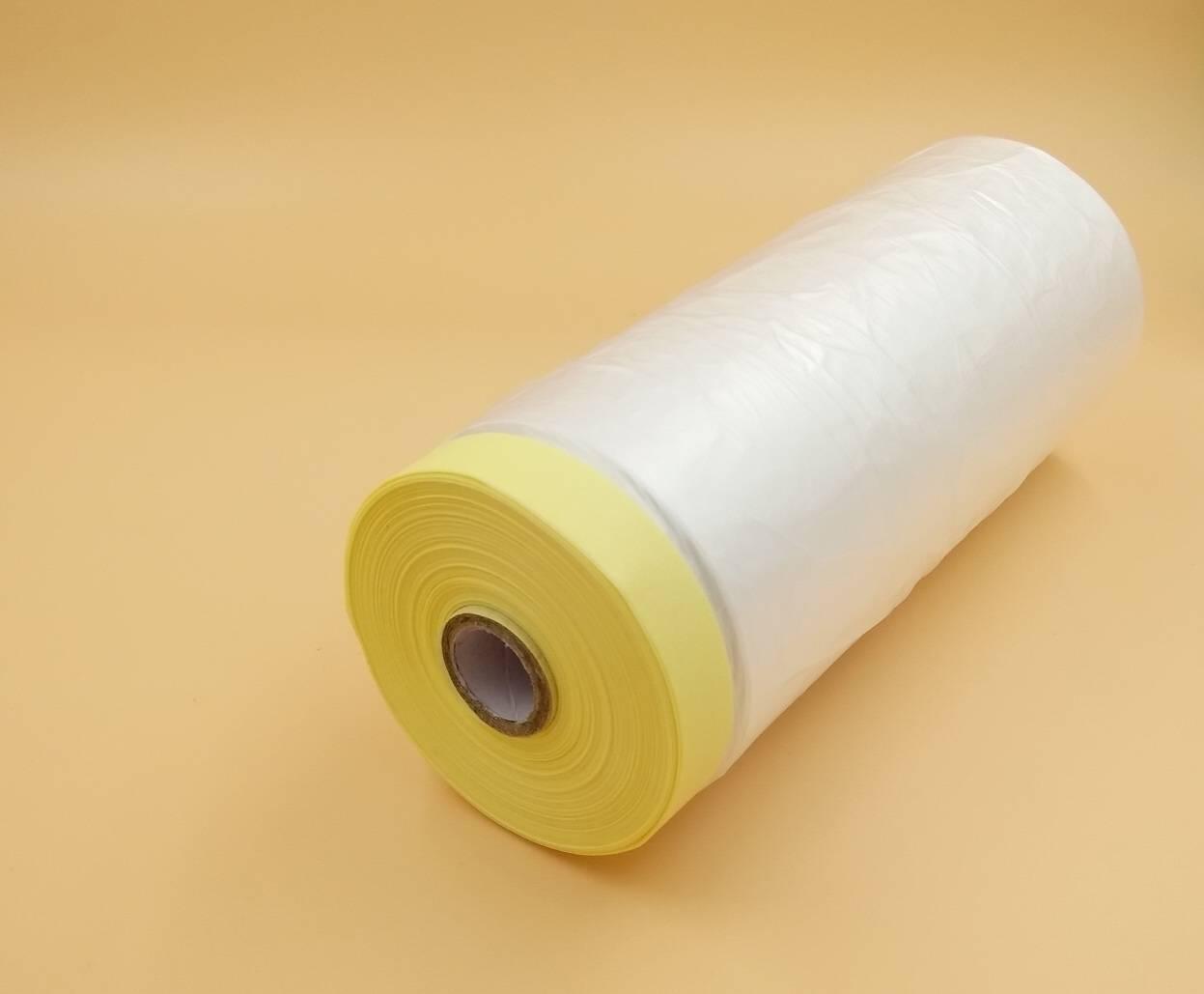 Sell masking film with Wanshi tape