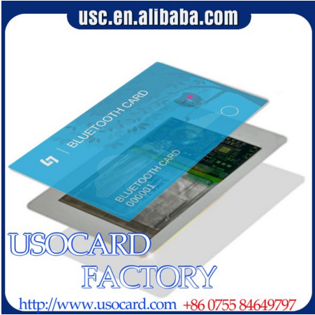 2017 13.56Mzh Cold lamination technology card