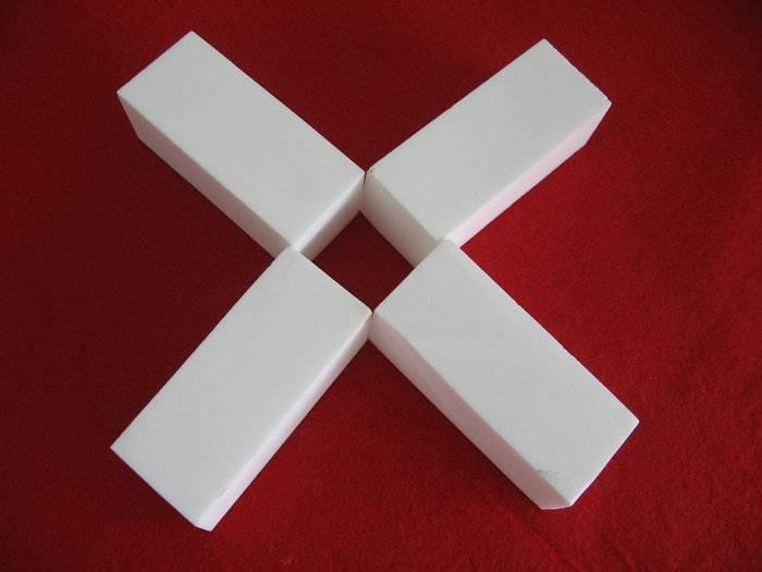 machinable ceramic block