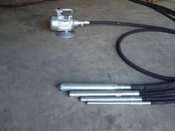 Electric concrete vibrator ,vibrating spear,Mybrator VIBRATOR