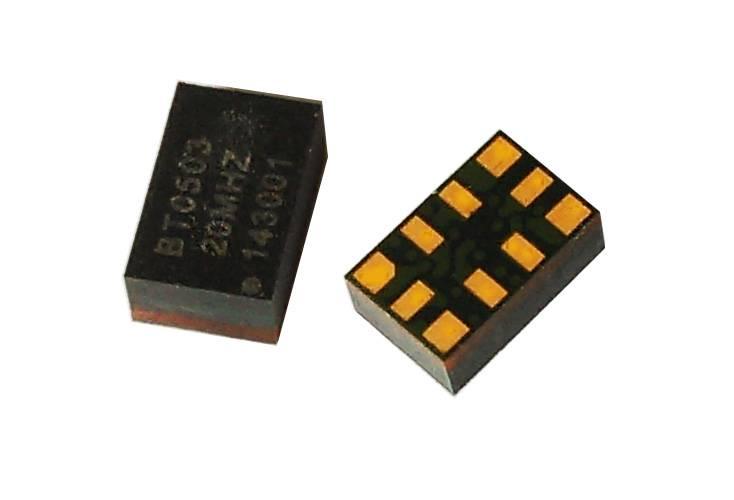 Temperature Compensated Crystal Oscillator TCXO