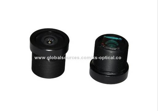 Car lens XS-8001-H1 Wide angle FOV 120 degrees 1/4 M12 CCTV board lens