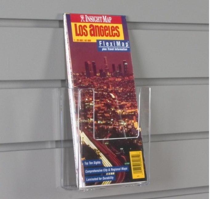 acrylic magazine display