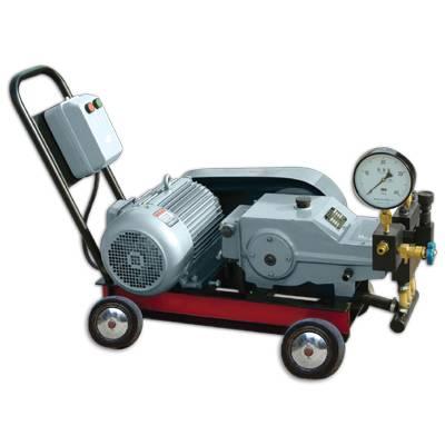 Horizontal plunger pressure test pump 3D-SY,hydraulic testing pump 3D-SY