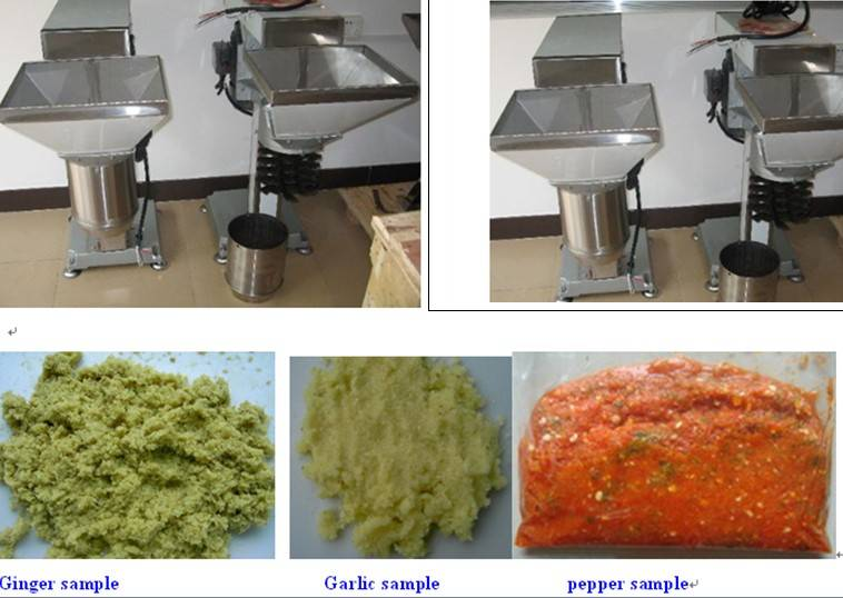 Sale Ginger and pepper grinder machine Mobile 0086 15838007835