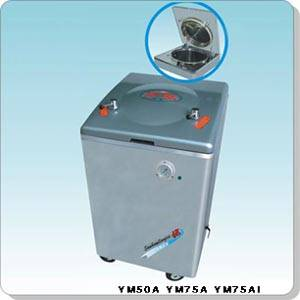 steam pressure sterilizer