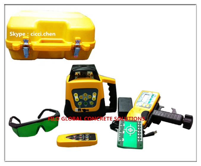 Green Beam Automatic Leveling Rotary Laser Level
