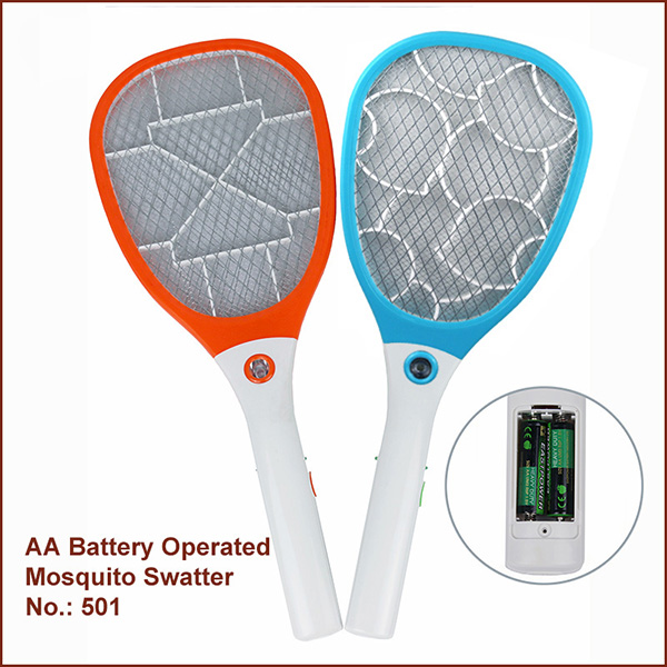 Electric Mosquito Killer Machine Fly Racket