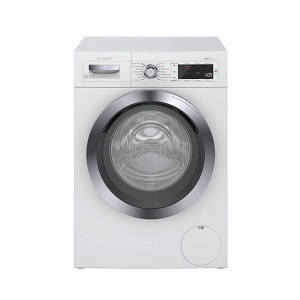 Phillers Front-Load Compact Washer in white 1400 rpm Energy Star