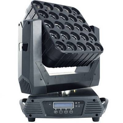 sell LED Magicpanel Matrix Moving Head 25x15W 4IN1 502