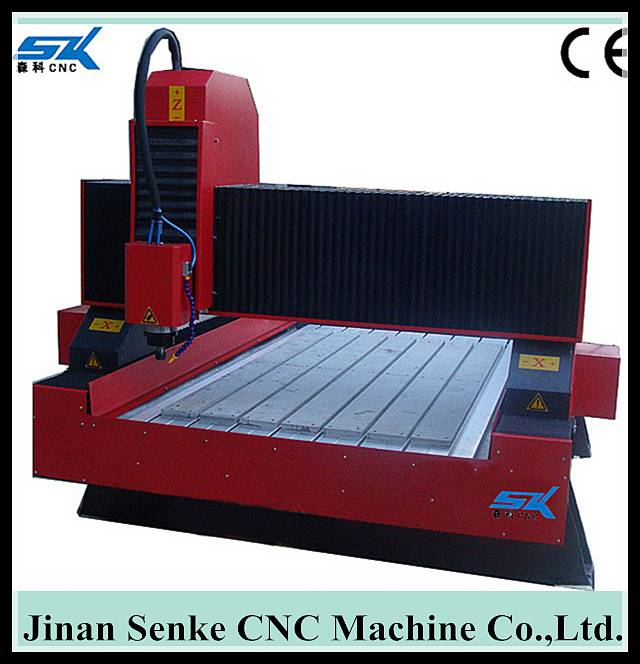 Available for all kinds of materials cnc marble engraving machine price