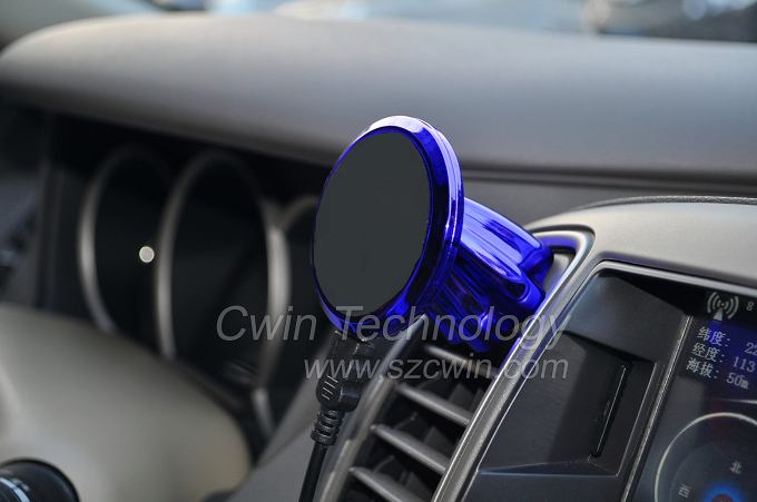Wireless Car Charger C16 Private Model