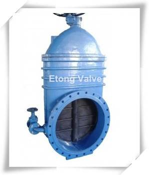 Sluice Gate Valve With Bypass