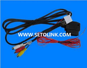 Assembled 16 pin HDMI connector OBDII cable for auto diagnostic system
