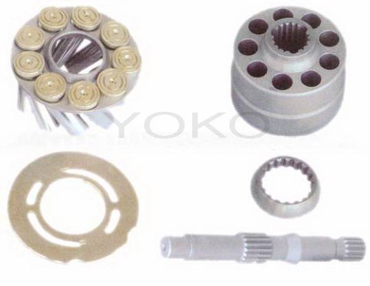 Sell Vickers hydraulic piston pump spare parts