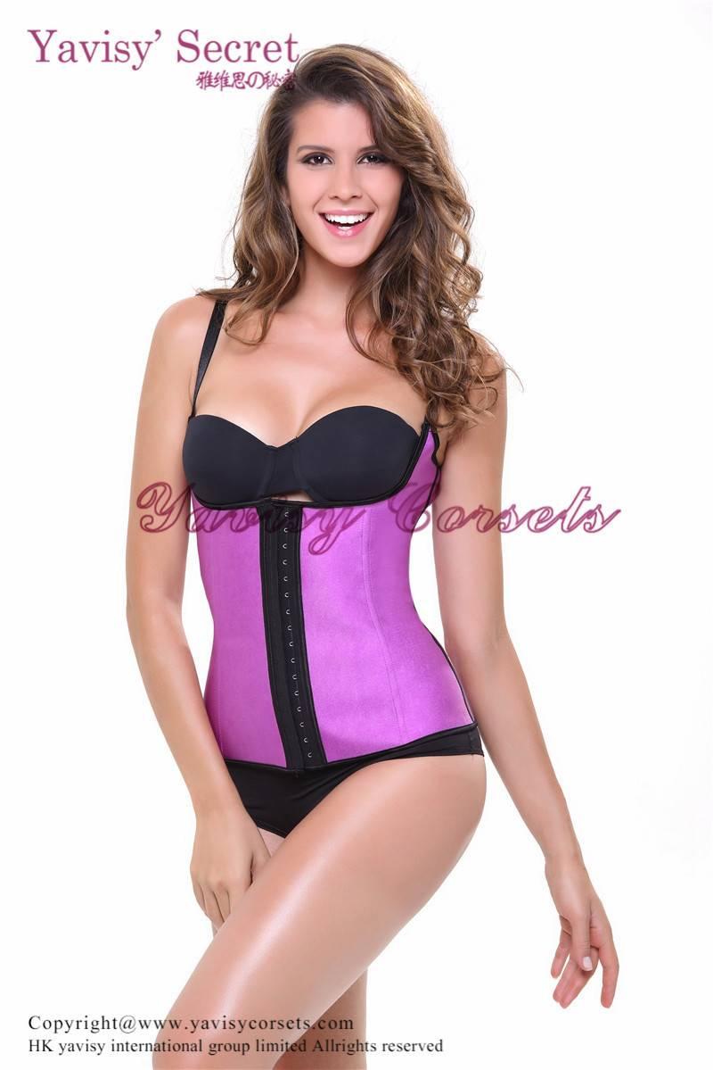 wholesale shoulder strape waist cincher corset vest
