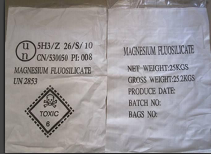 Magnesium Fluorosilicate manufacturer