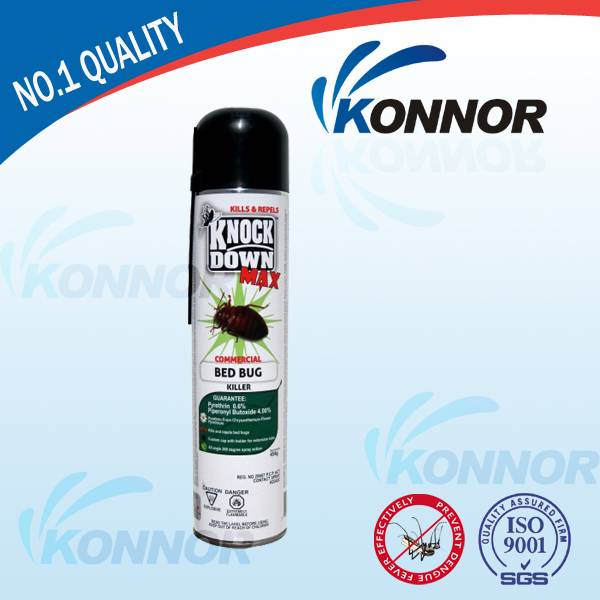 400ml Insect Aerosol Anti Mosquito Spray &Kill pest Insect Killer & Insecticide