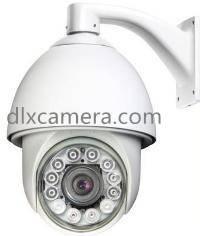 DLX-PHI series outdoor IR PTZ high speed dome camera
