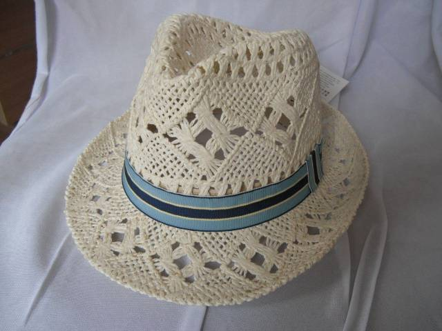Straw cap, paper straw hat