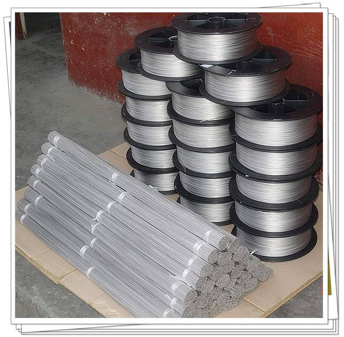 CP Ti 6al-4V Titanium Wire, Titanium Welding Wire, TiNi Wire, Beta (15333) Ti Wire