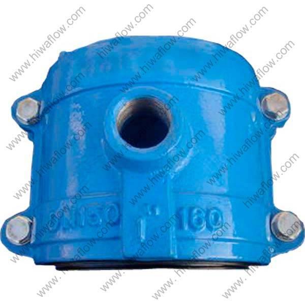 Saddle Clamp for PVC/PE Pipe Fig.FA50