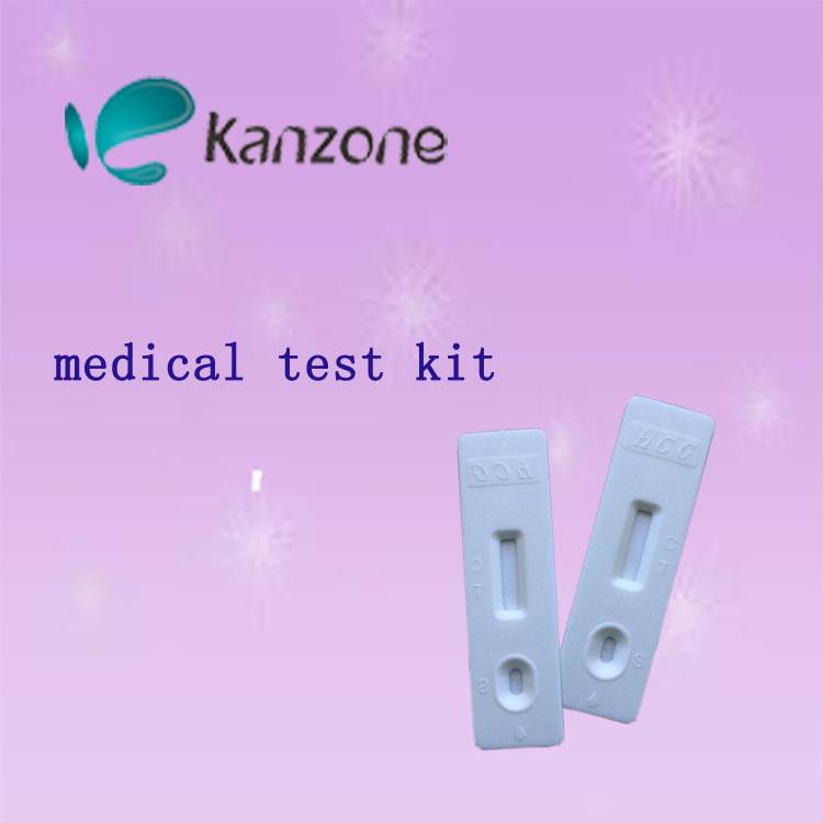 High quality and lower price rapid test kit