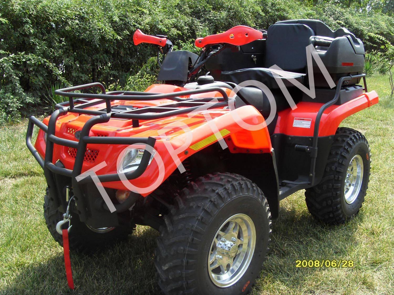 EEC & EPA approval 400CC Quad Bike,4X4 ATV.