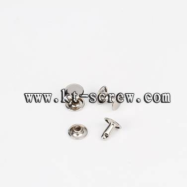 China screw manufacturer of Flat head screw with external washer