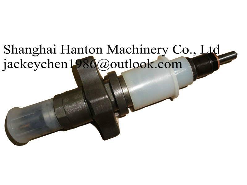 Sell Cummins ISBe6.7 diesel engine fuel injector 2830957 4025249 Bosch 0445120007