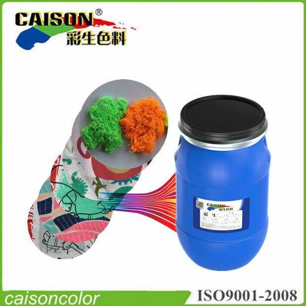 High concentrated water-based pigment paste