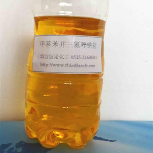 CAS 64665-57-2 Lubricant Additive TTA-Na (Cobratec TT85) Tolytriazole sodium salt