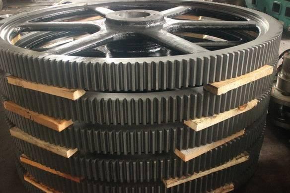 gearwheel for paper- or board making machine