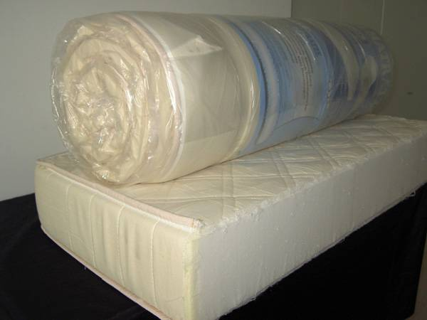 Buy Mattress, rolled, vacuum packed, from China
