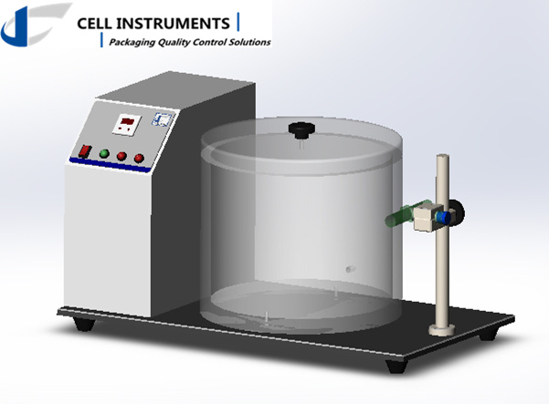 blood collection tube drawing volume tester