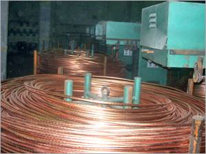 Copper wire 12mm
