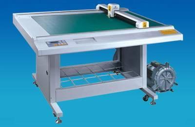 Sample paper cutting machine